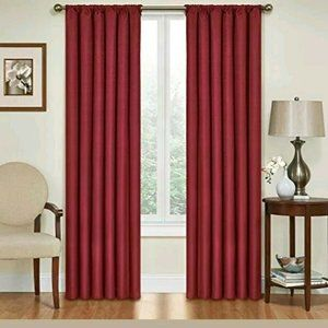 ECLIPSE Blackout Curtain Kendall Insulated 1 PANEL